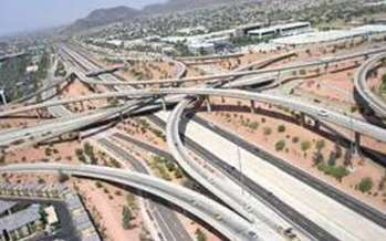 PHOTO: The five-year construction plan proposed by the Arizona Department of Transportation focuses on preserving the state�s existing highway system with no funding for alternatives like rail, transit and bikes. CREDIT: Arizona Department of Transportation