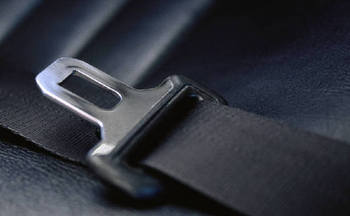 PHOTO: Expectant mothers should buckle up, it's safer for them and their pregnancy. Courtesy of Microsoft images