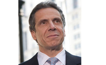 PHOTO: Andrew Cuomo by Pat Arnow