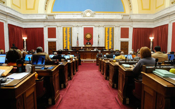 PHOTO: West Virginia lawmakers are considering the
