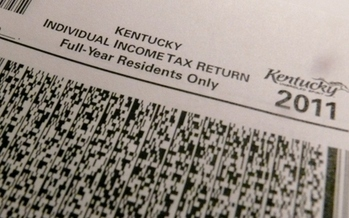 PHOTO: With the tax deadline closing in there is help available in Kentucky and the coordinator says low income workers who have not filed their returns in recent years may be missing out on hundreds of dollars.