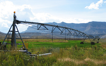 PHOTO: The USDA's NRCS dispenses advice and offers grants for water conservation and drought resilience, both important considerations for Utah farms and ranches. Courtesy of NRCS.