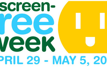 GRAPHIC: Children and adults are being urged to take a technology break for one week, starting Apr. 29. Courtesy CCFC.