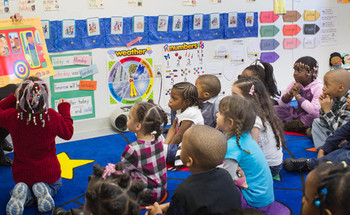 PHOTO: It's estimated that the federal sequester means 70,000 fewer children will be enrolled in Head Start programs. Courtesy U.S. Dept. of Education.