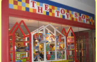 PHOTO:  The owner of this Lexington business is among the many brick and mortar stores behind the idea of Congress taxing internet sales. Courtesy The Toy Shop.