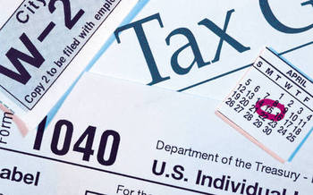 PHOTO: More Virginians received free tax-filing assistance and larger refunds this year. Photo credit: Microsoft Images.