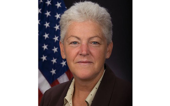 Thursday, a Senate committee backed the nomination of Gina McCarthy along party lines, a week after Republicans boycotted a scheduled hearing on the matter.