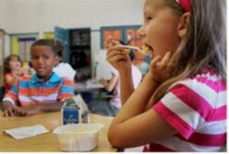 PHOTO: The Breakfast in the Classroom program has helped put Boston's public schools at the forefront of a nutrition and education campaign designed to end childhood hunger and turn out healthier and brighter kids. Courtesy FRAC