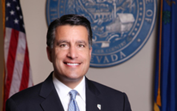 Image: PHOTO Governor Brian Sandoval
