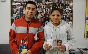 PHOTO: Many immigrants say they'd be willing to follow the rigorous process outlined in the
