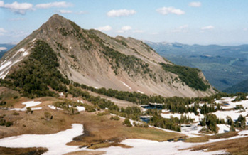 PHOTO: It's the 30th anniversary of the Lee Metcalf Wilderness. Bridger Brewing is tapping a special summer ale today in honor of the wilderness area. Photo courtesy of Montana Office of Tourism.