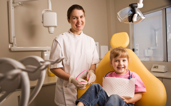 PHOTO: A healthy smile can't be guaranteed if children don't get to the dentist regularly. A new report says 10 to 15 percent of Utahns live in areas with too few dentists. Photo credit: iStockphoto.com.