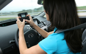 PHOTO: Virginia's tougher texting law goes into effect today. Photo credit: Virginia Tech
