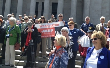 PHOTO: Some of Washington's