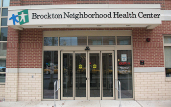 PHOTO: The Brockton Neighborhood Health Center is one of 35 such centers to receive a total of $3,448,106 in federal money to reach out to and enroll uninsured and under-insured Commonwealth residents.