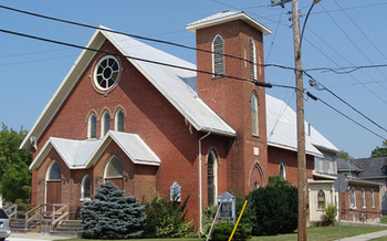 PHOTO: Faith-based efforts are underway in Ohio to increase autism awareness among African American Families. Photo of a church. Credit U.S. National Archives.