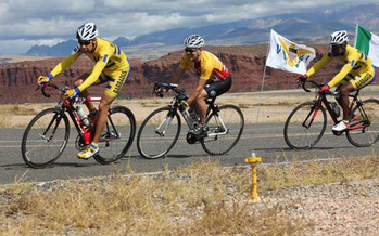 PHOTO: Golfers, archers and cyclists will join athletes from all over the state in the Boise area this month for the Idaho Senior Games, which kick-off this weekend. Photo courtesy of Idaho Senior Games