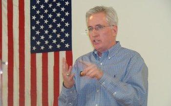 PHOTO: Colorado State Senate President John Morse (D-Colo. Springs) faces a Sept. 10 recall election. Courtesy www.senatorjohnmorse.com.