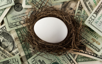 PHOTO: The Center for American Progress says there's a different type of nest egg for retirement that doesn't have to involve the high fees and uncertain returns of IRA and 401K plans. Photo credit: iStockphoto.com