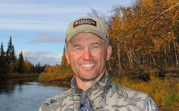 PHOTO: Fresh Tracks TV host and Bozeman resident Randy Newberg is using his show to advocate for the Rocky Mountain Front Heritage Act. Photo courtesy of Newberg.