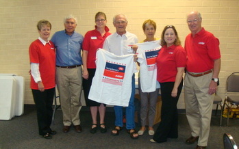 Photo: AARP Members at a recent event. Courtesy: AARP CO