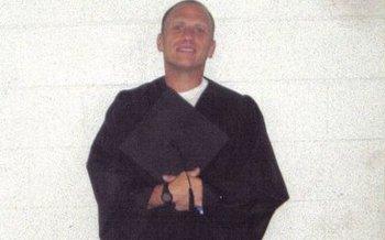 Photo: Lisa's son, Robert Farmer, serving a mandatory sentence for second-degree murder. Courtesy: Lisa