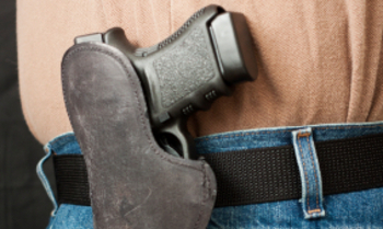 PHOTO: Can Washington voters talk calmly about gun rights and responsibilities, and focus on fact rather than emotion? The League of Women Voters is counting on it at a series of forums. The first is this Sat. (9/21) in Bellingham. Photo credit: iStockphoto.com.