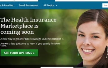 IMAGE: In less than two weeks, Ohioans who don�t have health coverage through their employer or are not eligible for Medicaid or Medicare can begin to enroll through the marketplace for health insurance.