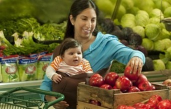 PHOTO: Single mothers would be hit hard by cuts to the SNAP or food stamp program, say advocates for low- and middle-income New Yorkers. Reductions in benefits are slated for November and some in Congress want further cuts. Courtesy USDA<br /><br />