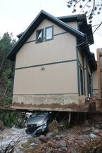 Photo: Thousands of homes are damaged or destroyed in parts of Colorado from the floods. Courtesy: Patrick Walsh