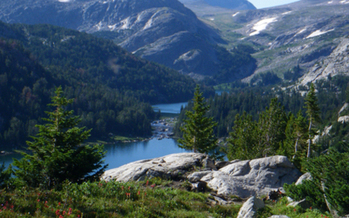 PHOTO: National Public Lands Day is Saturday. Fees to parks and refuges are waived, and hundreds will be volunteering in Wyoming to spiff up public areas. Photo courtesy USFS.
