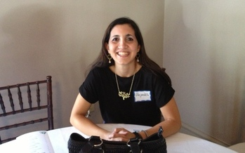 Photo: Marquez who is taking tutoring classes at Reading Connections in Guilford County. Courtesy: Reading Connections