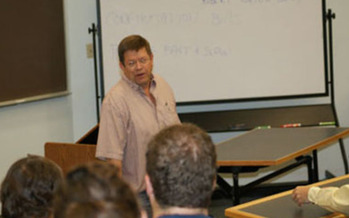 PHOTO: University of Wyoming College of Law students will practice selecting juries this Saturday, and volunteer