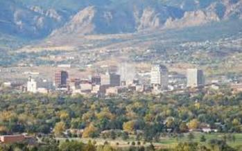 Photo: Colorado Springs is the most federally dependent large city in the U.S. Courtesy: Wikipedia