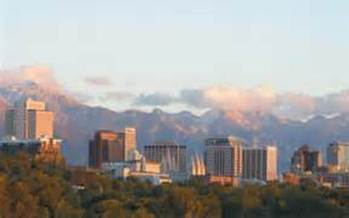 PHOTO: A newly formed group is tasked with tackling Utah's air quality issues. Image courtesy of the Utah Office of Tourism.