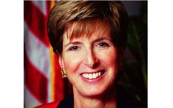 PHOTO: Former EPA Administrator and former New Jersey Governor Christine Todd Whitman says the government shutdown is delaying efforts to make the nation's chemical plants safer.