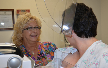 PHOTO: The Affordable Care Act is expected to help more women in the fight against breast cancer. CREDIT: Army Medicine