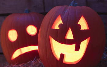 PHOTO: Halloween can be tricky for pet owners but a few simple precautions will keep animals safe on the holidays. Photo courtesy of Microsoft Images.