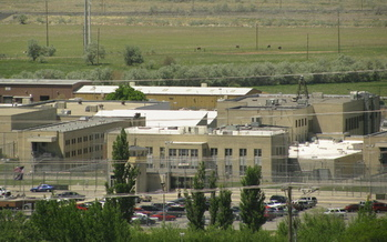 PHOTO: Reforming prison policy should be part of building a new state prison in Utah, according to Isaac Holyoak at the Alliance for a Better Utah. Image courtesy of the Utah Department of Corrections.