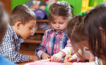 PHOTO: The Child Care Aware survey found the average cost for center-based infant care in Oregon is $13,452 a year; and for a four-year-old, $10,200 a year. Photo credit: iStockphoto.com.