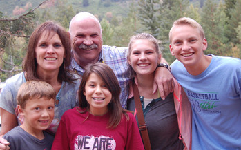 PHOTO: Adoptive parents should consider adopting a foster child, according to Deborah Lindner with Utah Foster Care. Image courtesy of Utah Foster Care.