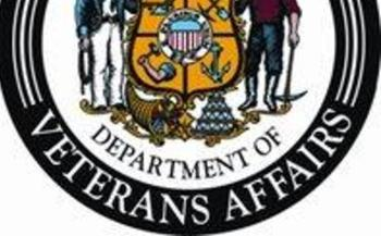 Wisconsin has a tradition of observing Veterans Day both the Friday before the official holiday, and again on Monday. (Logo of state Department of Veterans Affairs used with permission.)