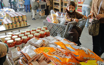 PHOTO: There is greater need to fund Utah's hungry this holiday season due to the government shutdown, according to Catholic Community Services of Utah. Photo courtesy of Catholic Community Services of Utah.