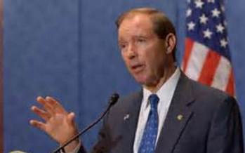PHOTO: U.S. Senator Tom Udall of New Mexico is sponsoring a bill to help communities deal with stormwater pollution. Image courtesy of the US government.
