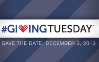 PHOTO: Hundreds of Michigan charities will take part in #GivingTuesday, a day that encourages community service and donations to nonprofit organizations to kick off the holiday season. Image courtesy of www.givingtuesday.org.