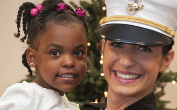 PHOTO: Time is running out to help thousand of children in the Las Vegas area have a great holiday season. Photo Credit: Toys for Tots.