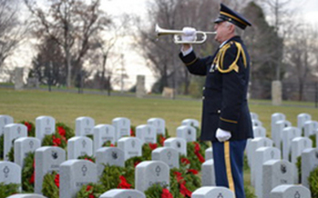 PHOTO: Ceremonies will be held Saturday at dozens of Ohio cemeteries to honor our nation�s veterans.