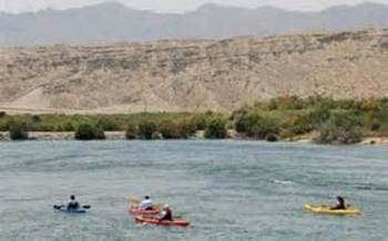 PHOTO: Interior Secretary Sally Jewell will address the future of the Colorado River in Las Vegas on Friday. Photo courtesy of the Nevada Department of Conservation and Natural Resources.