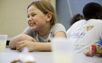 PHOTO: The Food Bank of Northern Nevada is pitching in as kids are out of school during the holidays, by serving meals they might otherwise miss. Photo courtesy Food Bank of Northern Nevada.