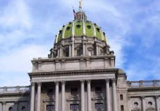 PHOTO: Fewer politicians in PA? The Pennsylvania House has passed a measure that could reduce the size of the State Legislature by 25 percent. Photo credit: Wikipedia.org.